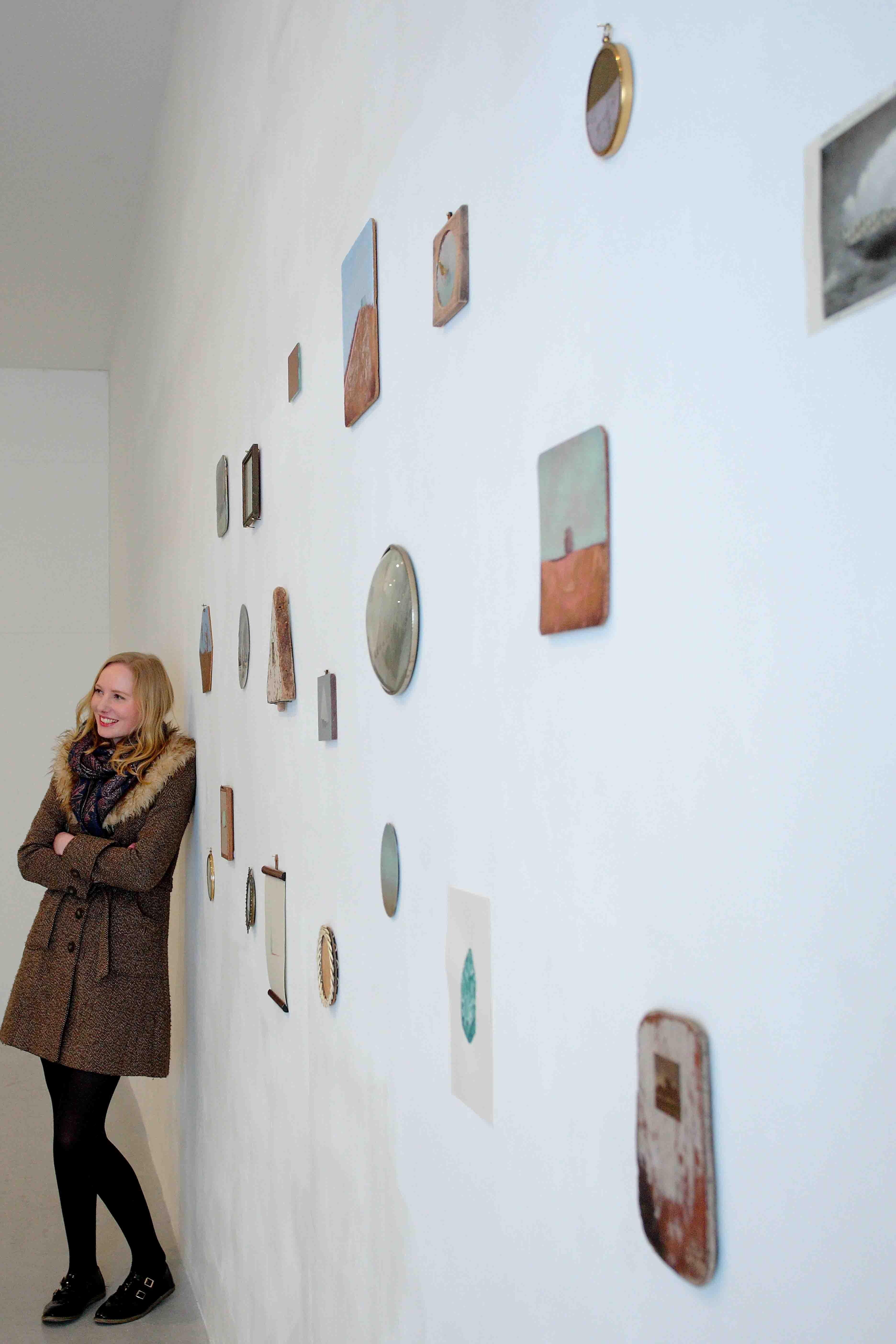 Laura McMorrow Exhibition The Lost Acre Leitrim Sculpture Centre