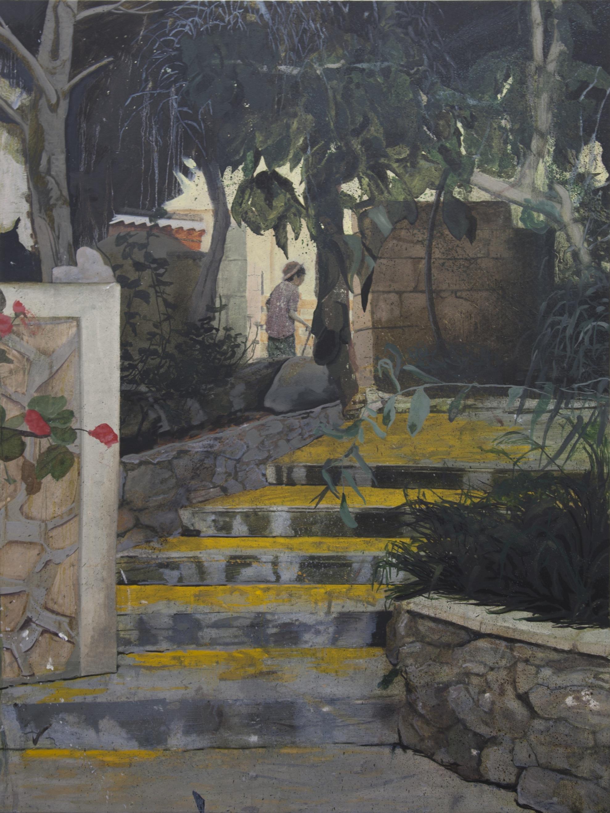 8 years ago, 2018, oil on canvas, 170x130cm copy
