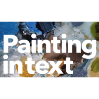 Painting In Text
